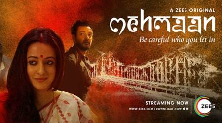 Mehmaan actor Raima Sen: You need to keep experimenting to evolve as anactor