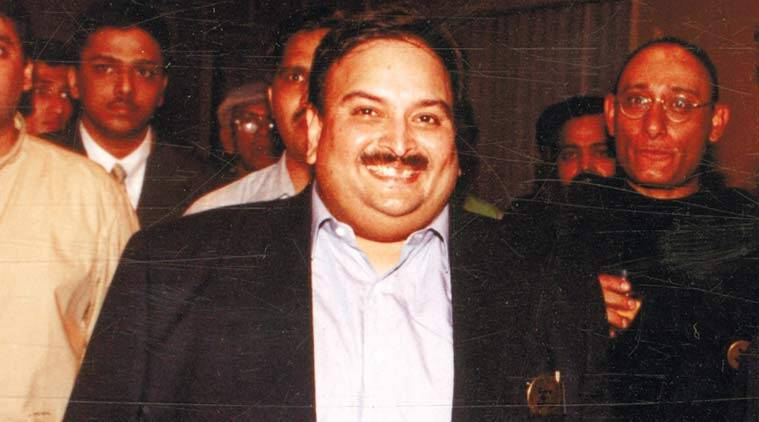 mehul choksi, pnb scam, nirav modi case, nirav modi money laundering case, pnb fraud case, cbi, indian express