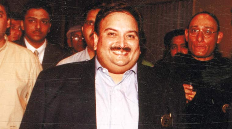 mehul choksi, mehul choksi extradition, PNB scam, mehul choksi in Antigua, mehul choksi Antigua citizenship, mehul choksi passport, CBI, PNB fraud, Nirav Modi, indian express news