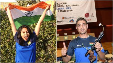 Mehuli Ghosh, Shahzar Rizvi bring India glory in maiden ISSF World Cup appearance