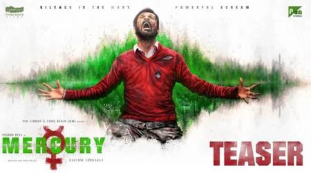 Mercury teaser: Karthik Subbaraj and Prabhudheva keep us on the edge of our seats