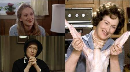 Meryl Streep: Top five Oscar-nominated performances of the actor