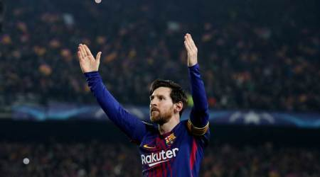 Lionel Messi is a player who is born once every 50 years, says Antonio Conte