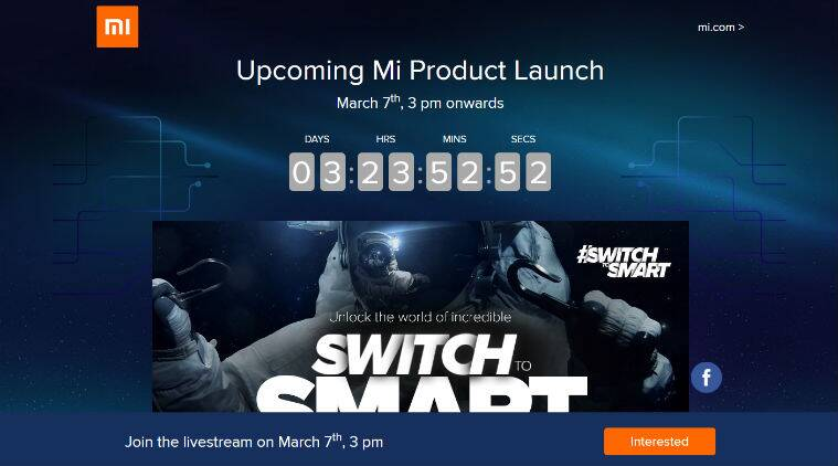 Xiaomi to launch Mi TV 4A in India on March 7