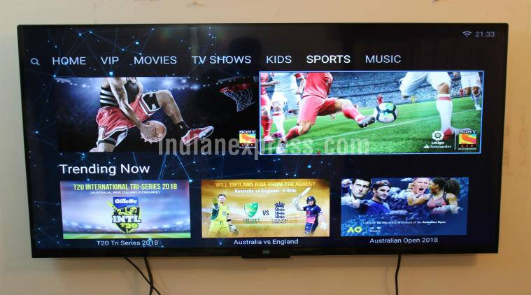 Hotstar Makes its Way to the Xiaomi Mi LED TV