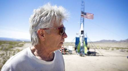 Flat-Earther Mike Hughes Dead from Rocket Mishap Mike-hughes