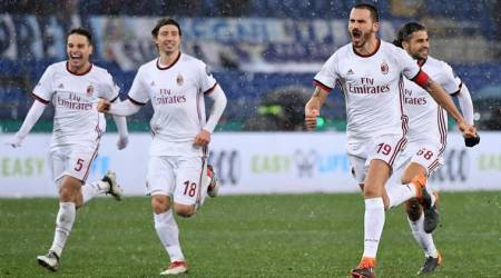 AC Milan face Europa League ban for violating financial fair play rules