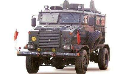 Analysis: How protected are Mine-ProtectedVehicles?
