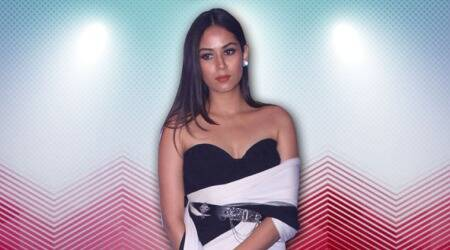 Hello Hall of Fame Awards 2018: Mira Rajput gives an interesting twist to sari