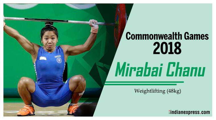 Image result for mirabai chanu gold medal