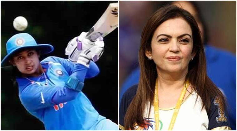 mithali raj and nita ambani