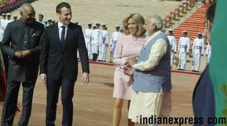 Eye on China, India and France focus on defence, maritime ties