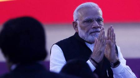 Everyone rushes to do politics in Ambedkar's name: PM Modi