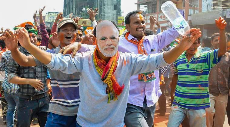 Tripura Election Results 2018: Saffron splash in Northeast wipes out Red