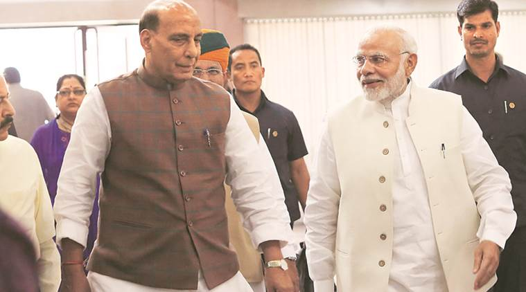 BJP: Congress not letting Parliament function