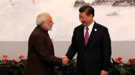 Modi calls up Chinese president Xi, congratulates him on re-election