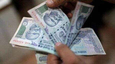 April-February: Fiscal deficit at 120 per cent of revised estimate