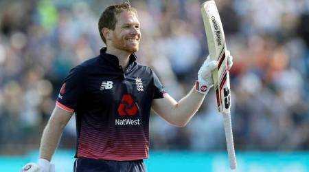 Eoin Morgan to lead ICC World XI againstWindies