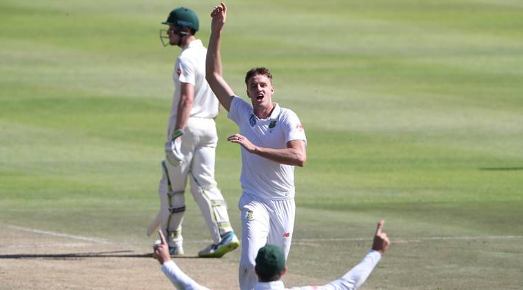 South Africa vs Australia, SA vs Aus, SA vs SA 3rd test, Kagiso Rabada, Morne Morkel, sports news, cricket, Indian Express