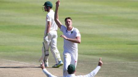 Morne Morkel becomes fifth South African to scalp 300 Test wickets