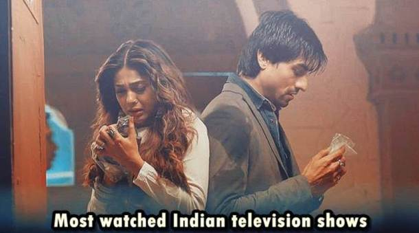 Most watched Indian television shows Bepannaah 820