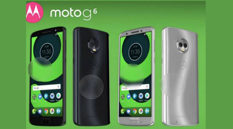 Motorola Moto G6 leaked in new renders showing the device in full