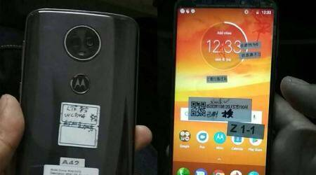 Moto E5 Plus hands-on images leaked on Weibo, reveal 18:9 display: Report