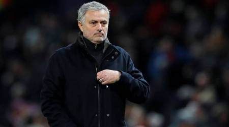 Jose Mourinho defends his record at Manchester United in 12-minute rant