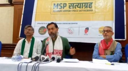 MSP Satyagrah: No mandi where farmers can sell their produce at MSP, says Yogendra Yadav
