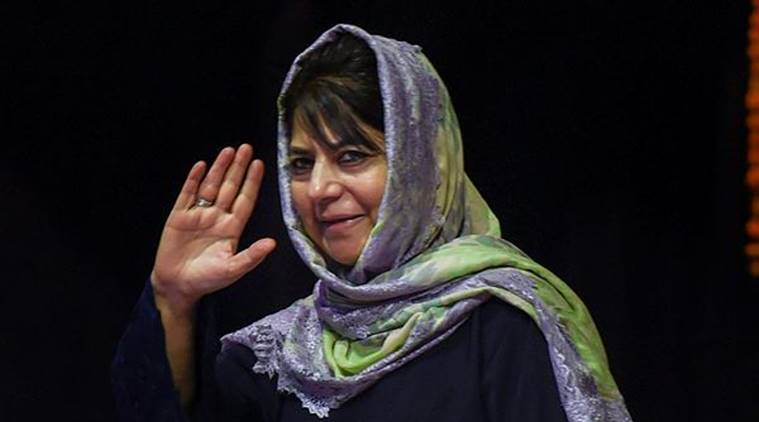 Mehbooba Mufti urges PM Modi to initiate dialogue with Pakistan