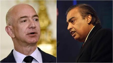 Mukesh Ambai richest Indian; Jeff Bezos tops global wealthiest list