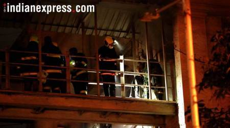 Worli: Firemen pose as reporters to convince man atop TV tower to come down