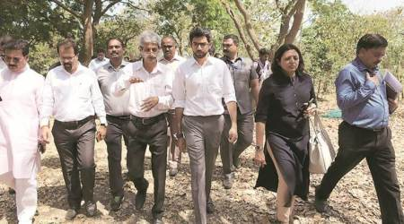 Maharashtra Nature Park in Dharavi Redevelopment project area: Aaditya Thackeray targets CM, BJP hits back