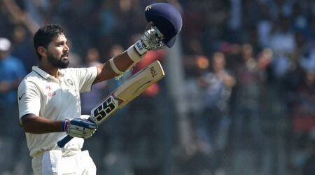 Was approached for county when I went unsold on Day 1: Murali Vijay