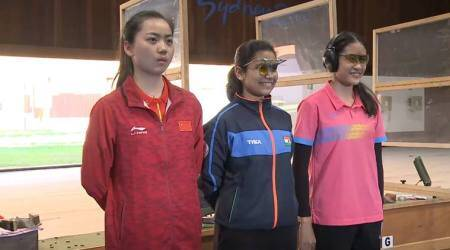 Elder sister Muskan Bhanwala follows in brother Anish's footsteps, wins gold at ISSF Junior WorldCup