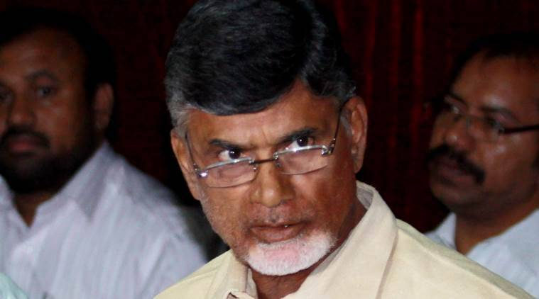 n chandrababu naidu, tdp, telugu desam party, andhra pradesh chief minister, chandrababu naidu bjp, tdp nda ties, tdp bjp, indian express, andhra pradesh politics