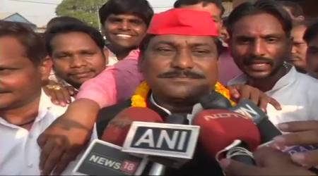 Samajwadi Party ousts BJP from Phulpur