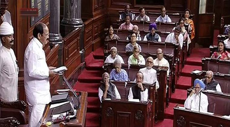 To bid farewell to Rajya Sabha MPs, govt and opposition came together
