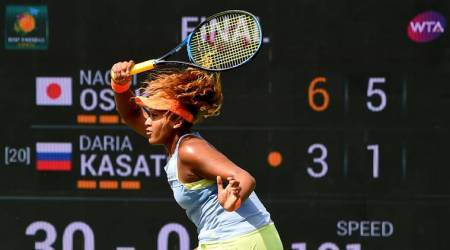 Indian Wells champion Naomi Osaka draws Serena Williams in first round at Miami