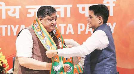 Naresh Agrawal leaves BJP red-faced on Day 1: Lost out to 'dance karnewali'