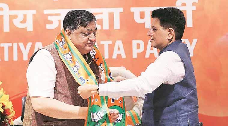 bjp, naresh agarwal, samajwadi party, up rajya sabha polls, uttra pradesh rajya sabha polls, congress, bsp, jaya bacchan, indian express news