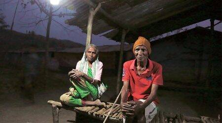 After 25 years, Narmada dam sufferer shown land forresettlement