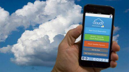 NASA invites citizen scientists to observe clouds through their smartphones