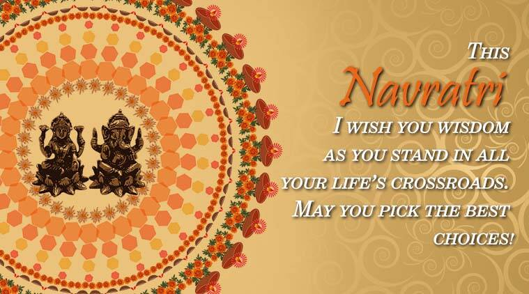 Happy navratri 2018 wishes quotes images greetings messages navratri 2018 chaitra navratri 2018 vasanta navratri navratri images navratri photos m4hsunfo