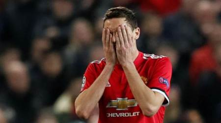 No excuses for Champions League exit, says Manchester United's NemanjaMatic