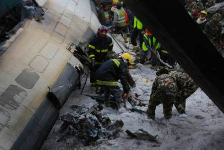 Nepal plane crash: Moments before tragedy, audio clip hints at apparent confusion over landing