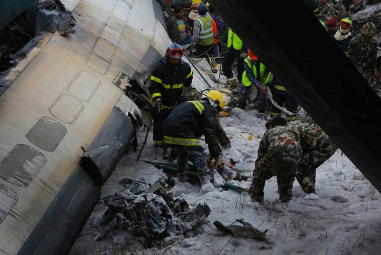 Nepal plane crash: Moments before tragedy, audio clip hints at apparent confusion overlanding