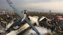 Seven dead as small plane slams into house inPhilippines