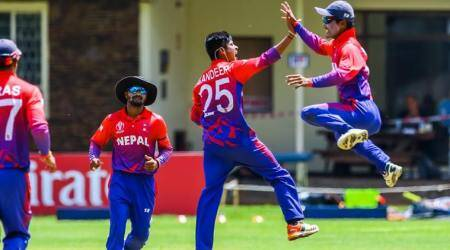 Nepal achieve ODI status after beating PNG in ICC Cricket World Cup qualifier