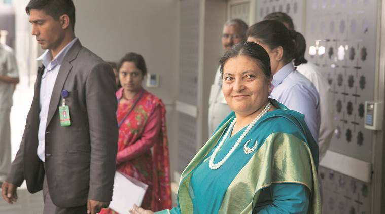 Bidya Devi Bhandari elected as Nepal president for second term